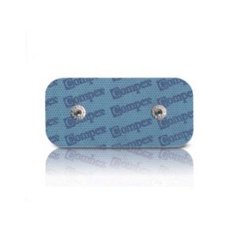 ELECTRODES COMPEX performance snap 5 X 10 cm