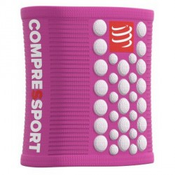COMPRESSPORT SERRE POIGNET rose